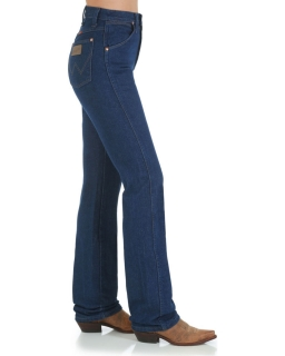 Wrangler women prewashed Cowboy Cut Slim Fit Jeans
